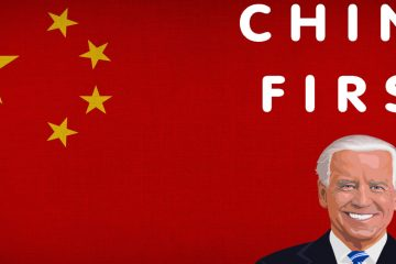China First Joe Biden